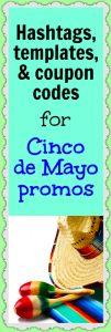 Cinco de Mayo promos