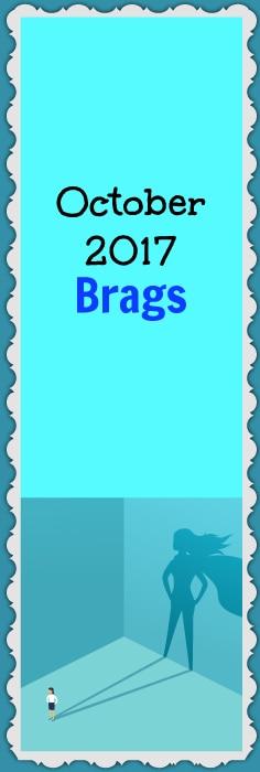 October brags