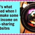 Here's what happened when I tried to make some passive income on photo-sharing websites