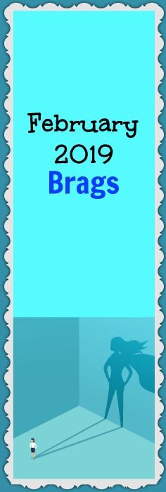 February brags