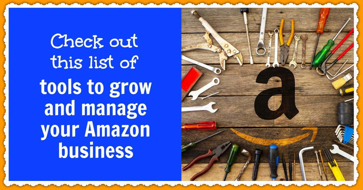 My favorite Amazon tools