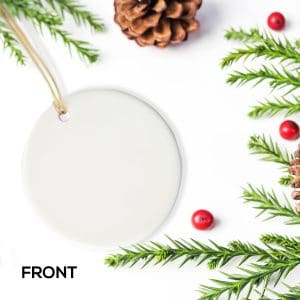 Christmas ornament mockups to help increase your ecommerce business' sales