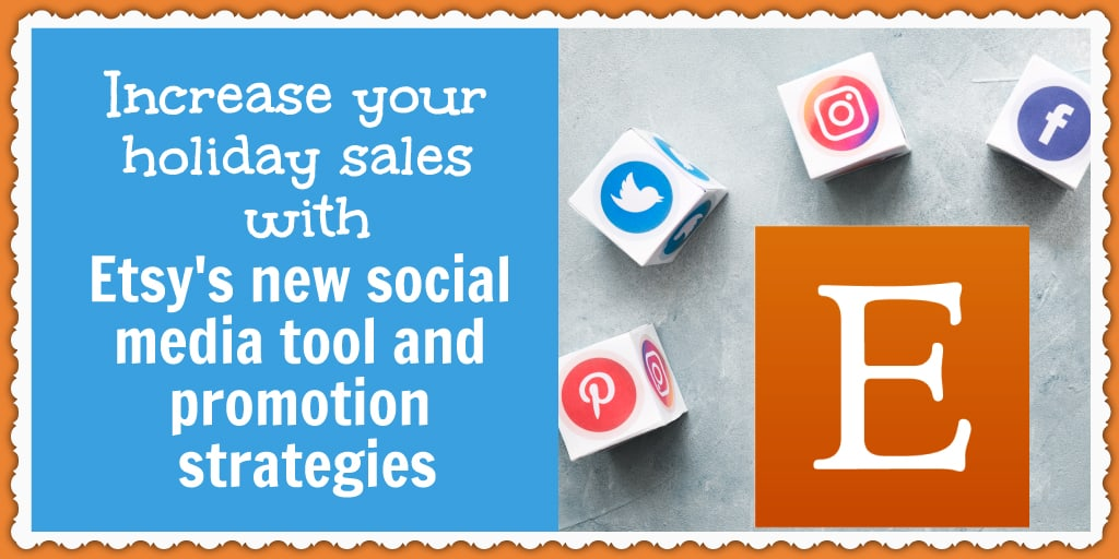 Learn more about Etsy's social media tool and holiday ecommerce posting strategies